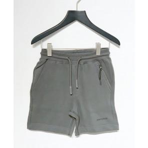 Airforce kids boys korte broek met sweatshort in de kleur antraciet grijs