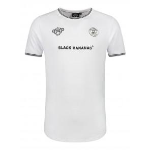 Black Bananas kids the FC luxury tee t-shirt in de kleur wit
