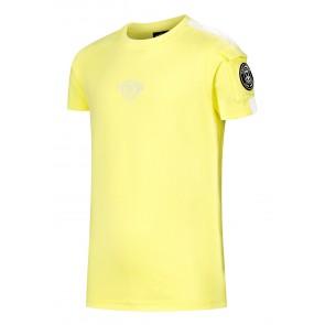 Black Bananas kids the pocket tee t-shirt in de kleur geel
