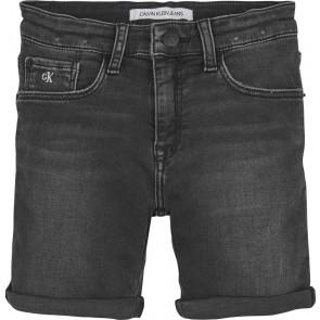 Calvin Klein jeans kids slim short atletic korte broek in de kleur zwart