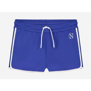 Nik en Nik kids girls Lena shorts korte broek in de kleur royal blue blauw