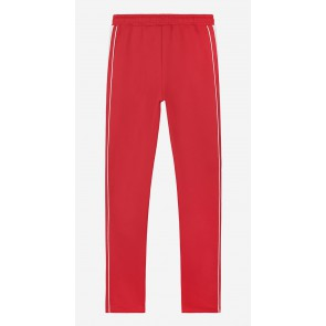 Nik en Nik Lora trackpants sweatpants in de kleur poppy red rood