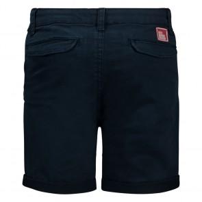 Retour jeans denim deluxe boys Stanley shorts van katoen in de kleur donkerblauw