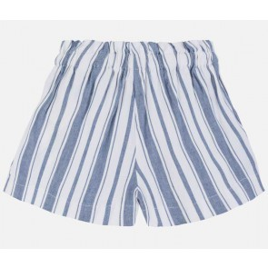 Mayoral kids girls short van katoen in de kleur off white