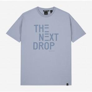 Nik en Nik kids boys next drop t-shirt in de kleur stone blue lila