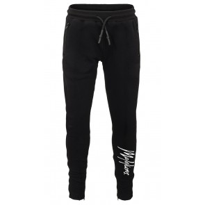 Malelions junior kids sweat broek sweatpants in de kleur zwart