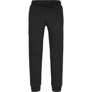 Calvin Klein kids boys monogram logo sweatpants broek in de kleur zwart