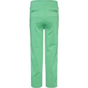 Tommy Hilfiger kids girls tommy tape track pants in de kleur cosmic green groen