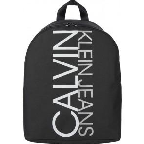 Calvin klein jeans rugzak institutional logo backpack in de kleur zwart