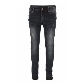 Indian blue jeans boys blue brad super skinny fit in de kleur dark denim