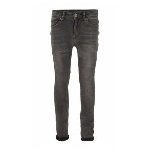 Indian blue jeans grey brad skinny fit jeans broek in de kleur dak grey grijs