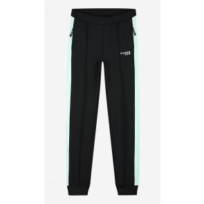 Nik en Nik boys Melroy track pants sweatpants in de kleur zwart