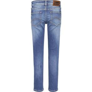 Tommy Hilfiger kids boys spencer slim tapered fit jeans broek in de kleur jeansblauw