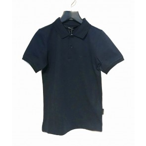 Airforce kids boys polo shirt in de kleur donkerblauw