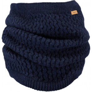 Barts kids col sjaal Rozamund scarf in de kleur donkerblauw