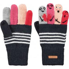 Barts kids handschoenen puppet gloves in de kleur donkerblauw