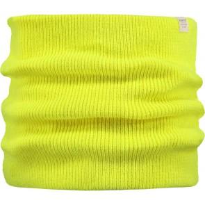 Barts kids col sjaal Kinabalu scarf in de kleur neon geel