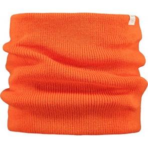 Barts kids col sjaal Kinabalu scarf in de kleur oranje