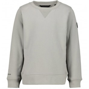 Airforce kids sweater trui silver sage in de kleur grijs/taupe