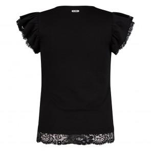Retour jeans girls t-shirt Jantine Eagle in de kleur black/zwart