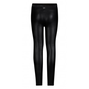 Retour jeans girls Phillippa leather look broek in de kleur zwart