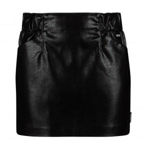 Retour jeans girls Nadine rok leather look slangenprint in de kleur zwart