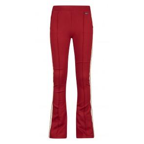Retour jeans girls flared pants strcth broek Blaire met glitter bies in de kleur rood