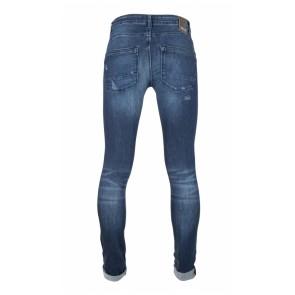 Rellix kids jeans broek Jazz super skinny in de kleur medium rise