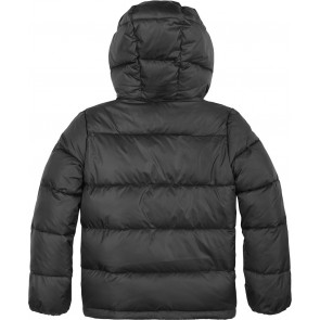 Calvin Klein kids girls winterjas essential puffer jacket in de kleur zwart