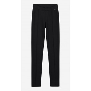 Nik en Nik girls Felly legging stretch broek in de kleur zwart