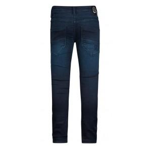 Retour jog jeans broek Luigi in de kleur medium blue blauw
