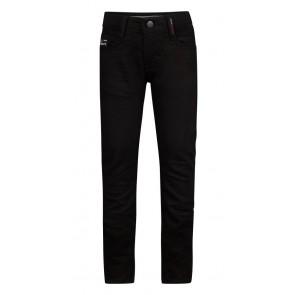 Retour jog jeans broek Luigi in de kleur dark grey zwart