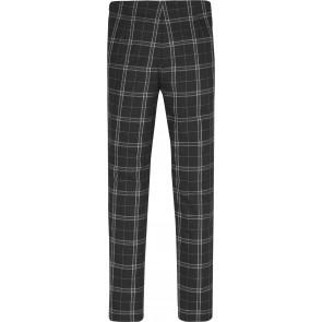 Calvin Klein kids girls geruite broek check pants in de kleur zwart