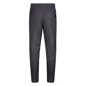 Retour jeans kids boys Arthur geruite pantalon broek in de kleur antraciet grijs