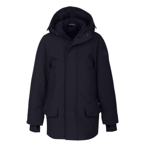 Airforce kids boys winterjas snow parka technical softshell in de kleur navy blue donkerblauw