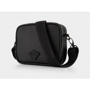Black Bananas kids junior shadow crossbag in de kleur zwart