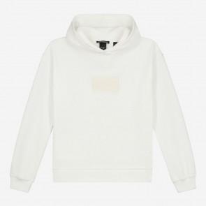 Nik en Nik kids girls hoodie sweater trui in de kleur off white