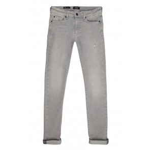 Rellix boys jeans broek Xyan skinny 2702 in de kleur light grey