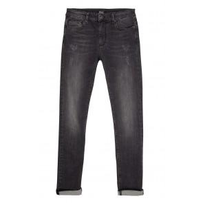 Rellix boys jeans broek Xyan skinny 2762 in de kleur dark grey denim