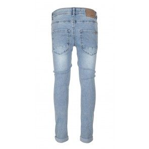 Indian blue jeans blue brad super skinny fit in de kleur jeansblauw