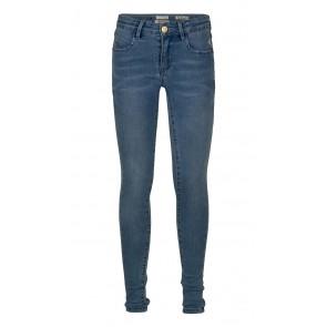 Indian blue jeans blue jill flex skinny fit noos in de kleur medium denim