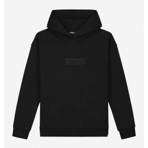 Nik en Nik boys sweater trui Alex hoodie sweater in de kleur zwart