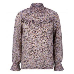 Retour jeans girls Marjanna blouse met bloemenprint in de kleur multicolor