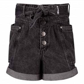 Retour jeans kids girls Paola short korte broek in de kleur antraciet grijs
