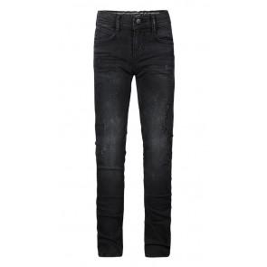 Retour jeans kids boys jeans broek Tacco skinny fit in de kleur zwart