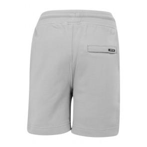 Airforce boys sweat pants korte broek in de kleur lichtgrijs