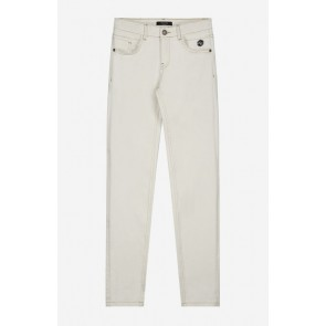 Nik en Nik girls Fione denim jeans broek in de kleur vintage white