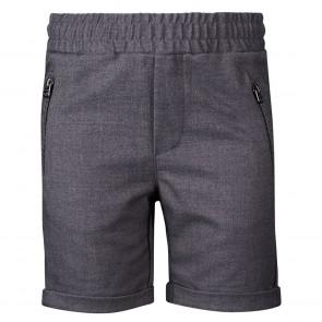 Retour jeans kids boys short korte chino broek Karl in de kleur antraciet melange