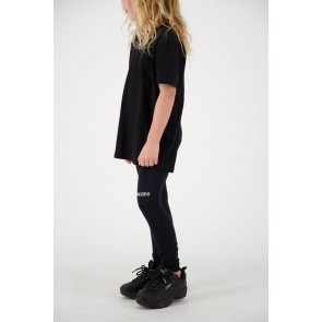 Reinders kids girls Sport legging long wordning in de kleur zwart