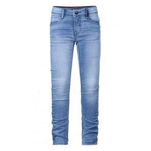 Retour jeans boys Luigi skinny fit in de kleur light blue denim